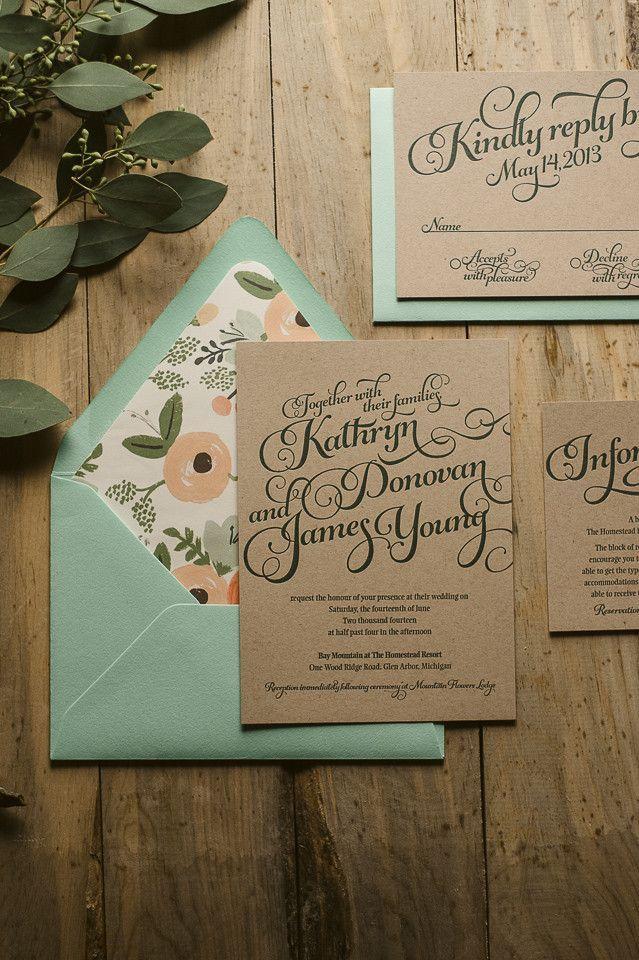 Pozivnice i zahvalnice – lep gest prema zvanicama