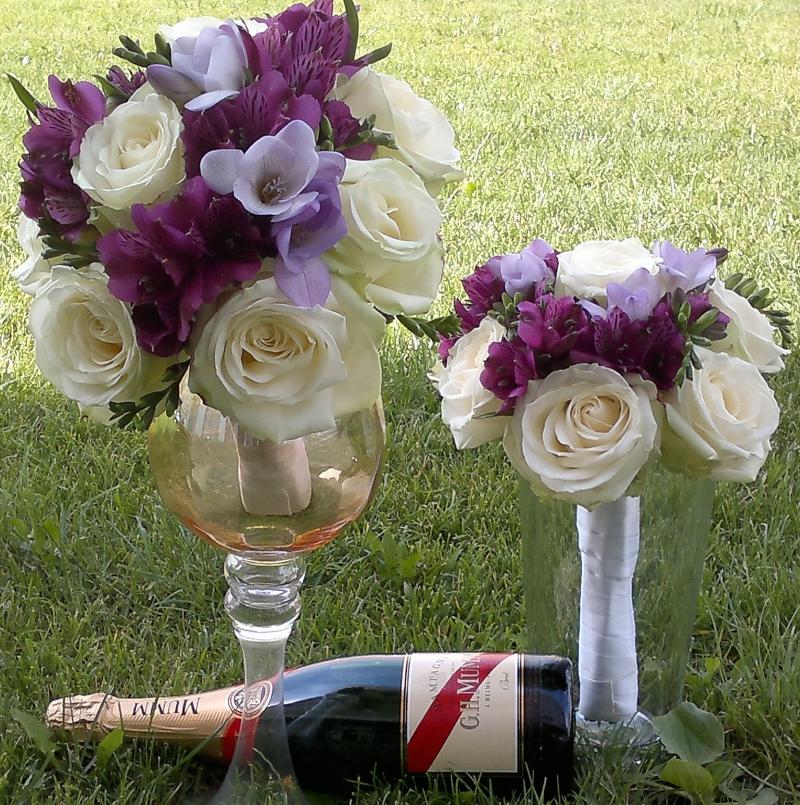 Novi svadbeni trendovi: bidermajeri u modernim formama i sa aksesoarima